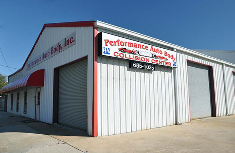 Performance Auto Body >> Performance Auto Body Collision Center Gonzales La